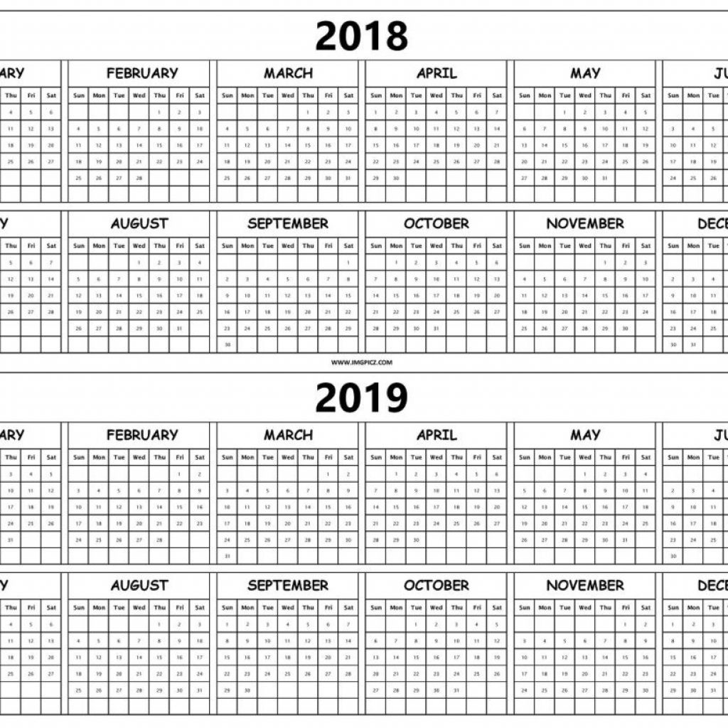 2018-and-2019-year-calendar-printable-with-yearly-template