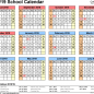 2019-calendar-year-at-a-glance-printable-with-school-calendars-2018-as-free-word-templates