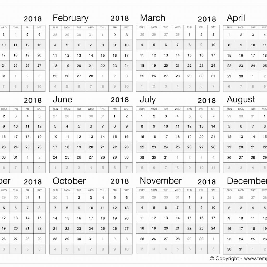 2019-full-year-calendar-template-smartsheet-with-2018-yearly-excel-free-blank-templates