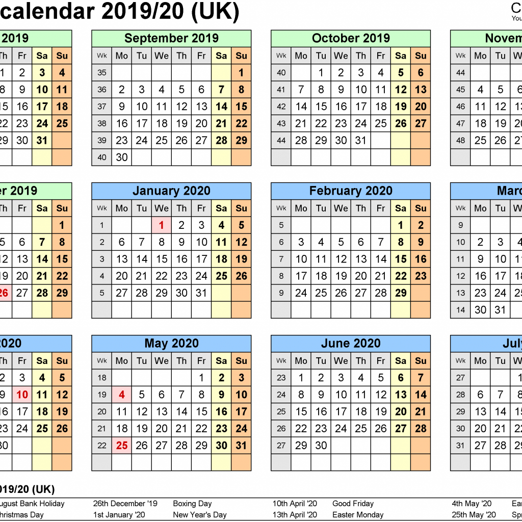 2019 Qld School Year Calendar With Holidays UK USA QLD NZ England NSW April