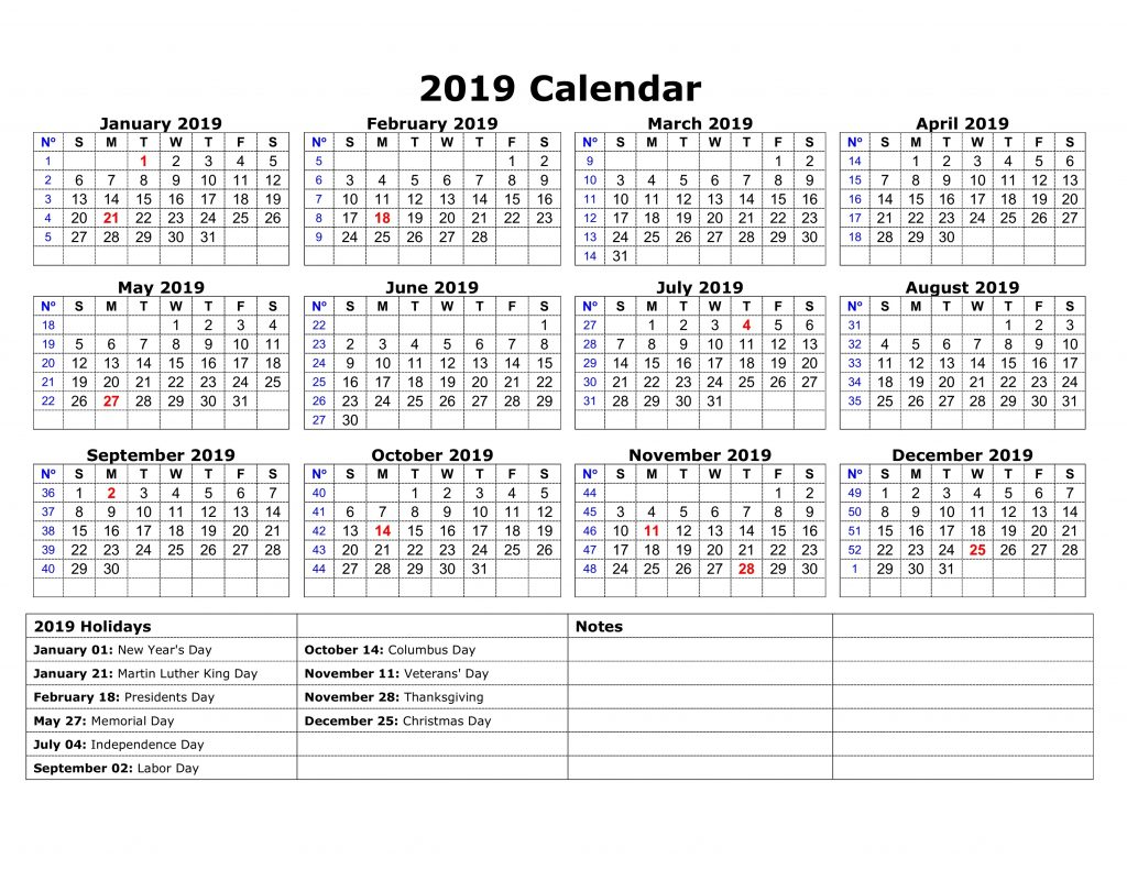2019 School Year Calendar Nsw With Get Free Printable NSW Holidays Template