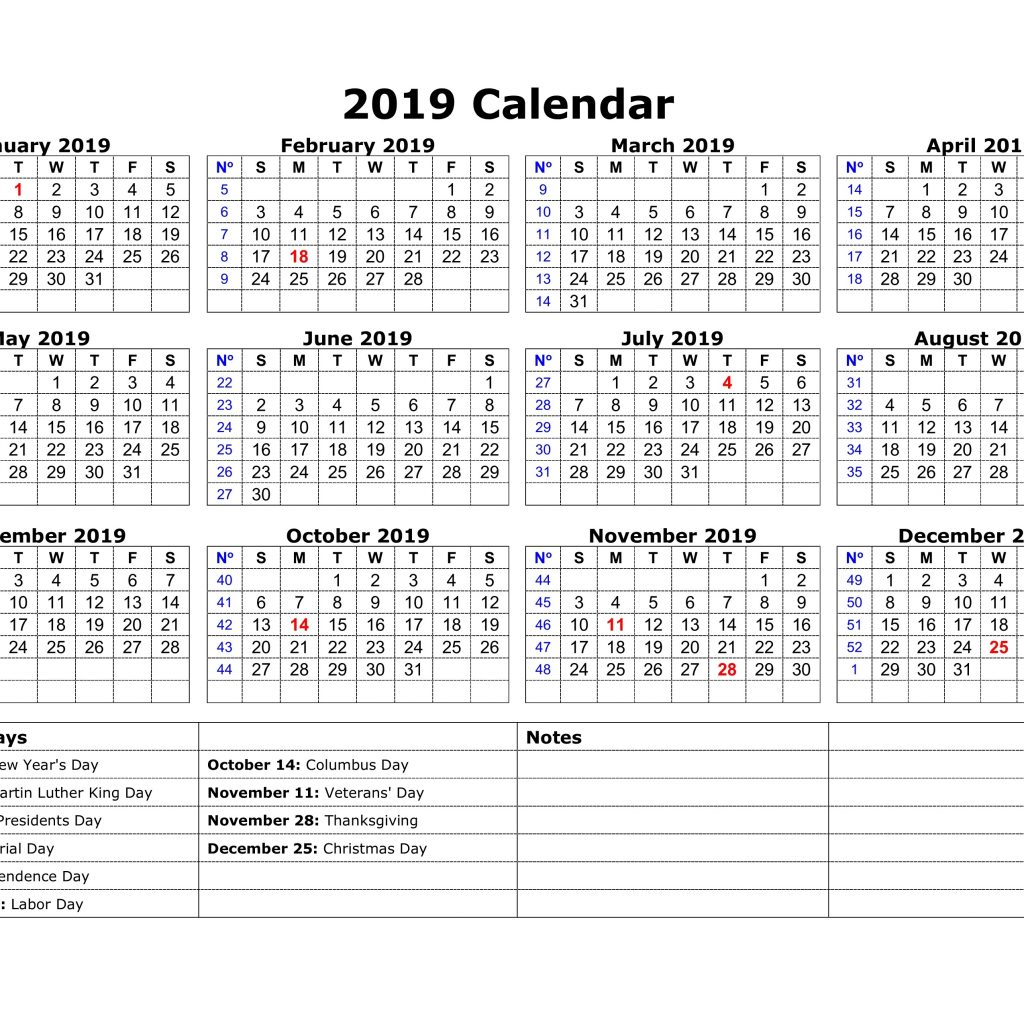 2019 Vic School Year Calendar With Get Free Printable Bank Holidays VIC Template