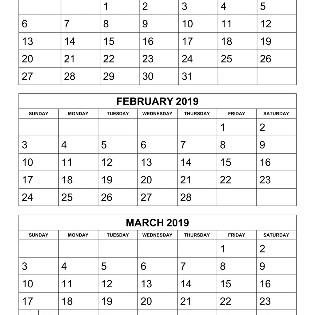 2019-year-view-calendar-with-free-download-printable-3-months-per-page-4-pages