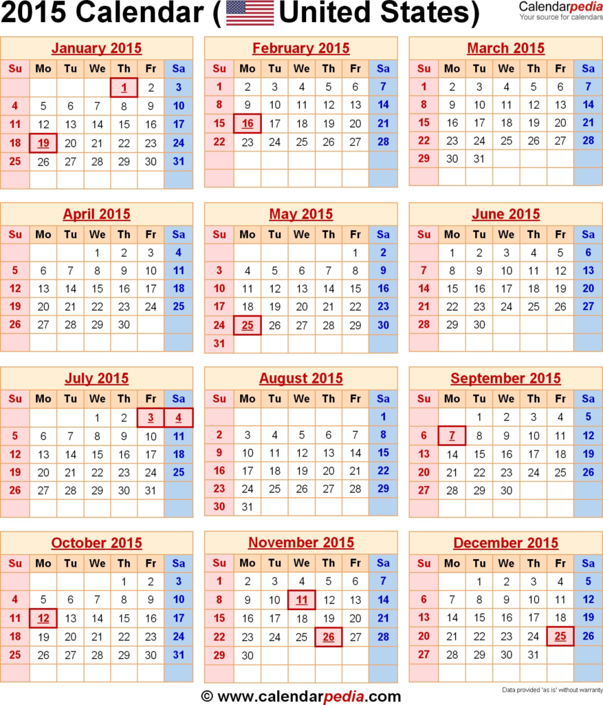 3 Year Calendar 2019 To 2021 With Realizing Printable Free