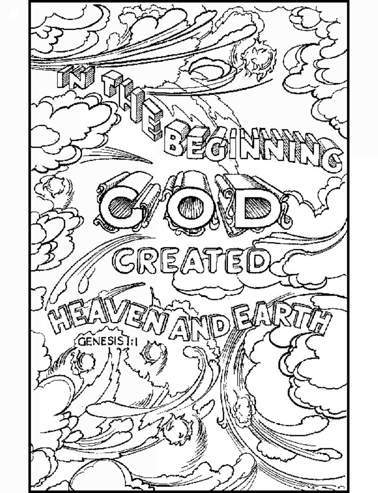 8 X 10 Christmas Coloring Pages With