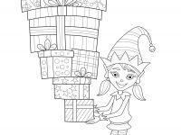 8 X 11 Christmas Coloring Pages With Amazon Com Book Is Fun Design
