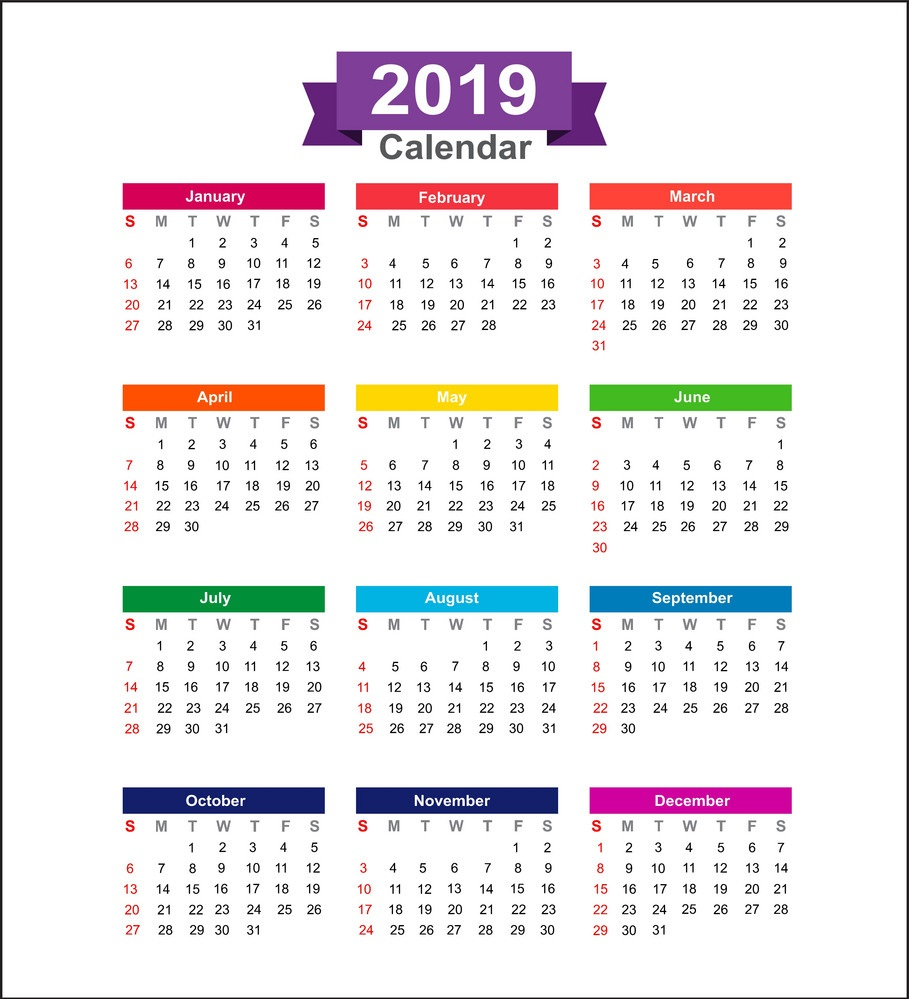 Academic Year Calendar 2019 With Get Free Printable Of Kuwait Holiday November 2018