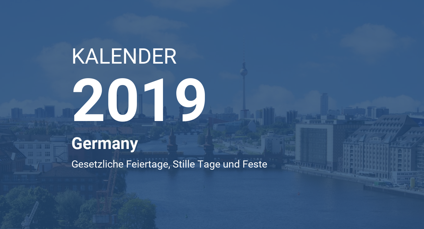 Army Fiscal Year 2019 Calendar With Germany