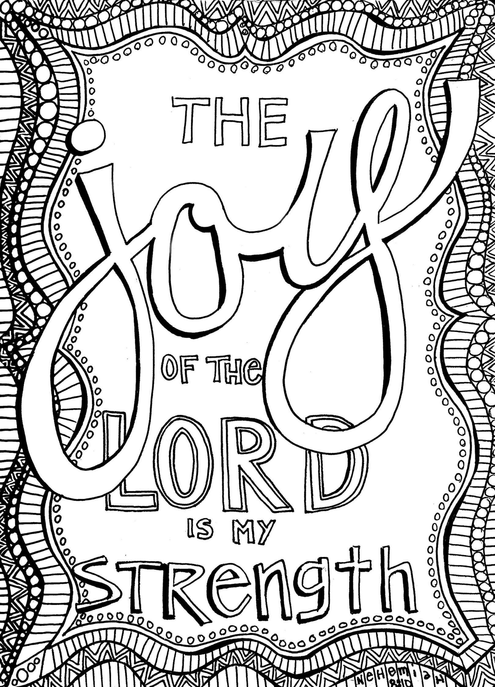 Bible Christmas Coloring Pages Printable With Story