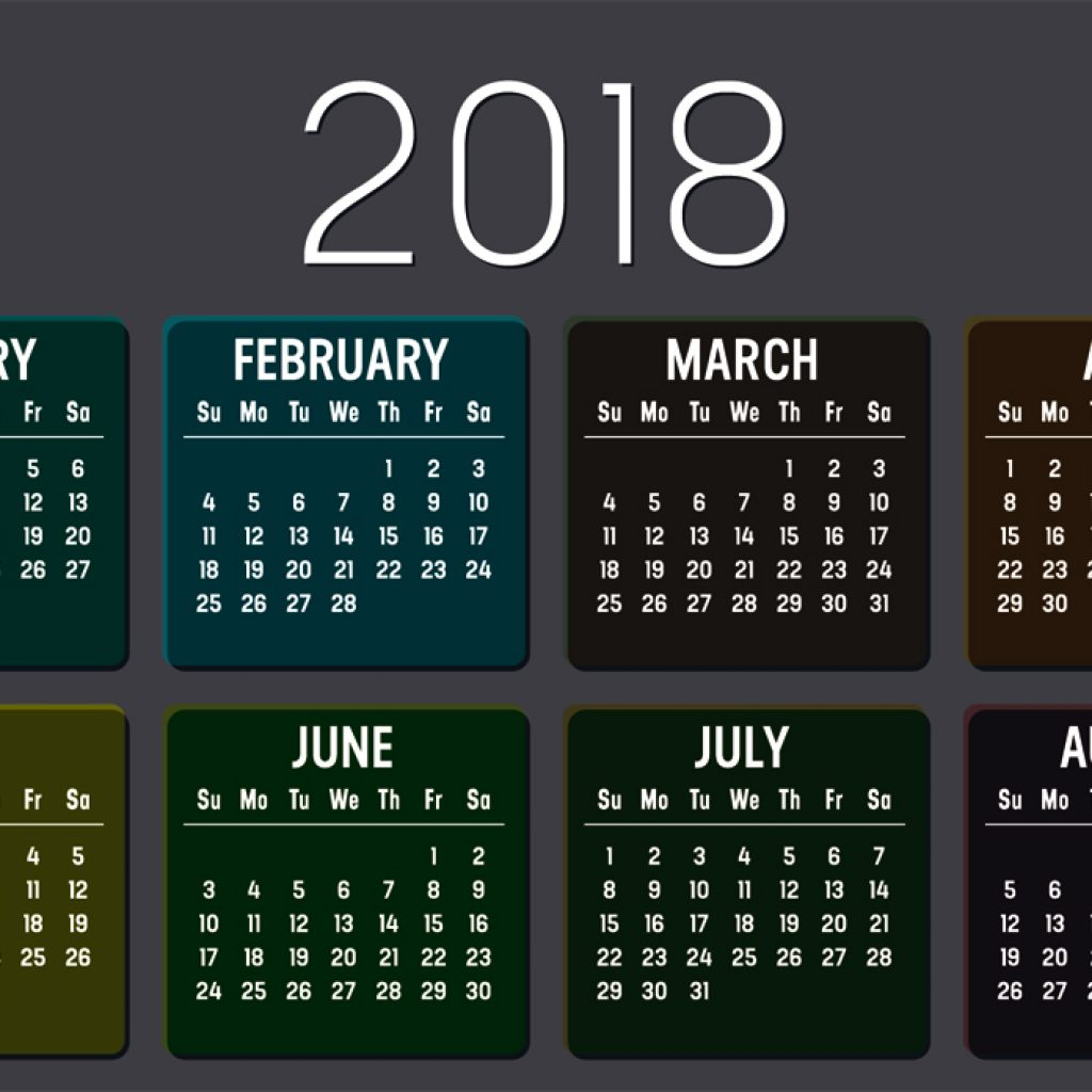 Calendar 2019 Tax Year With Key Dates For The 2018 19 Money Donut