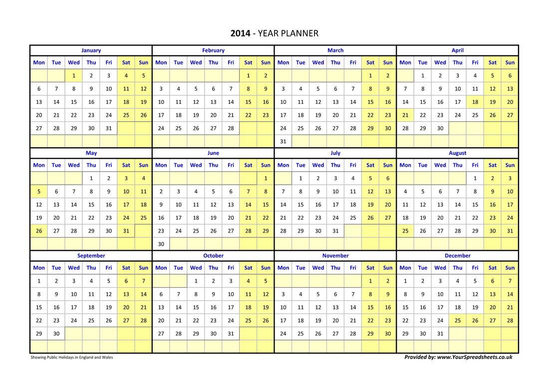 Calendar For Year 2019 Greece With Planner