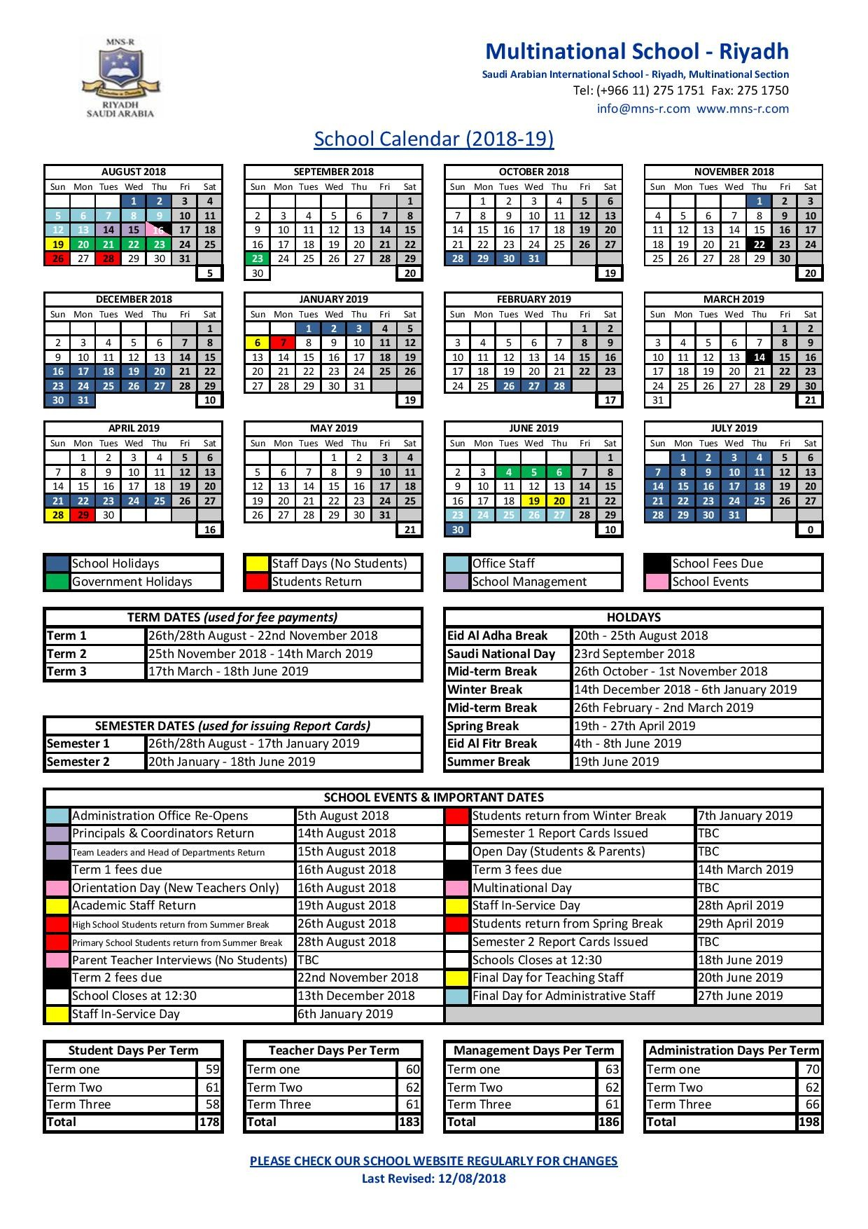 Calendar For Year 2019 Qatar With Advice Connected School CALENDAR ONLINE