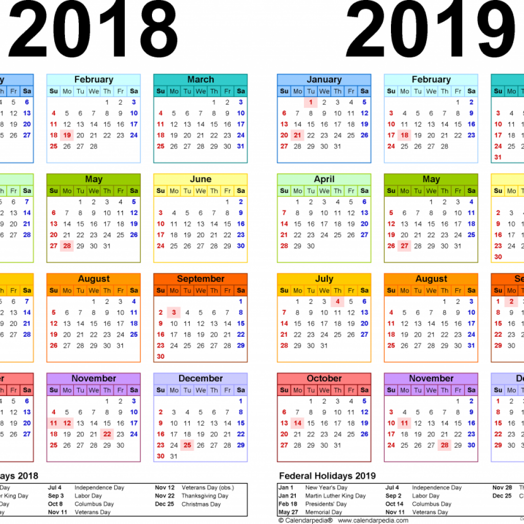 Calendar For Year 2019 Saudi Arabia With Download Free Printable 2018 And October