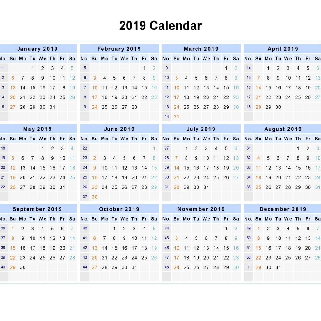 Calendar For Year 2019 Uae With Get Free UAE Holidays Download September 2018