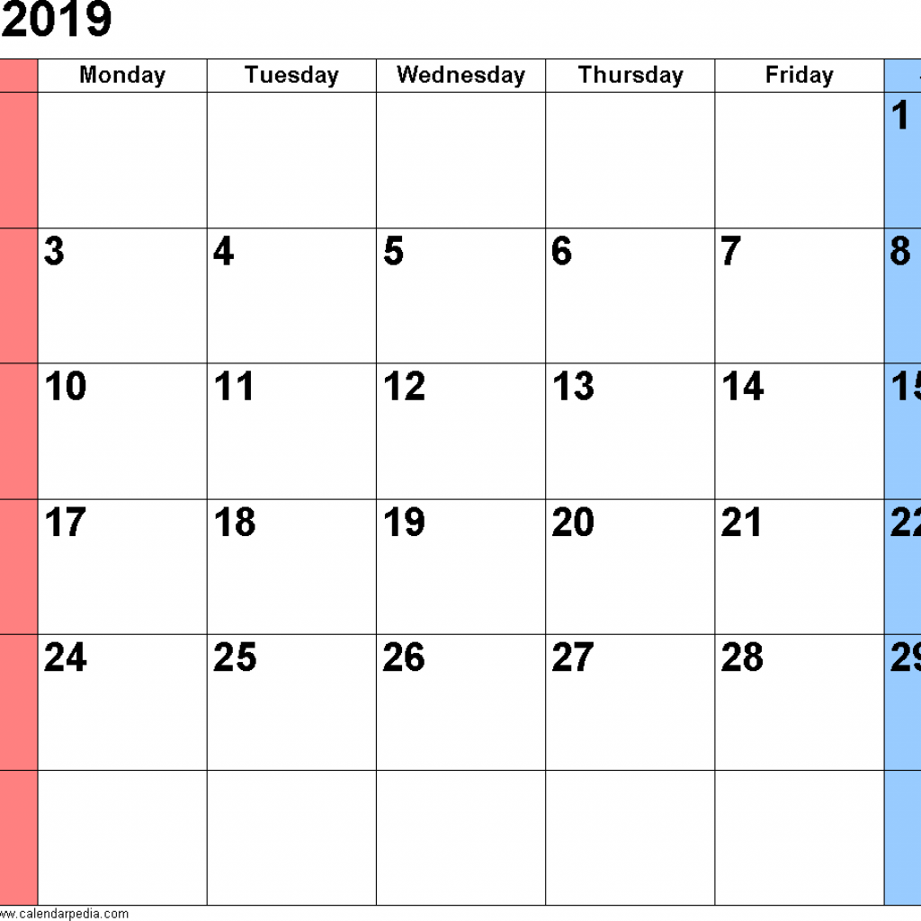 Calendar Year Same As 2019 With June 2018 Printable
