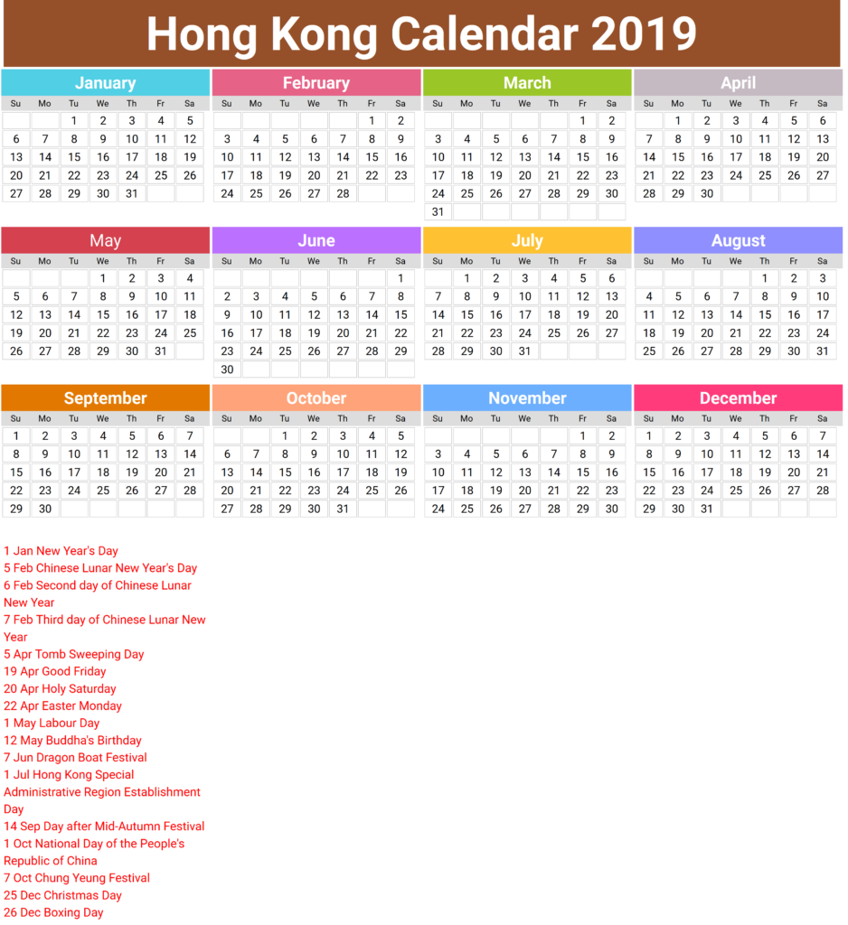 Chinese Calendar 2019 Year Of The With Lunar New Mus E Des Impressionnismes