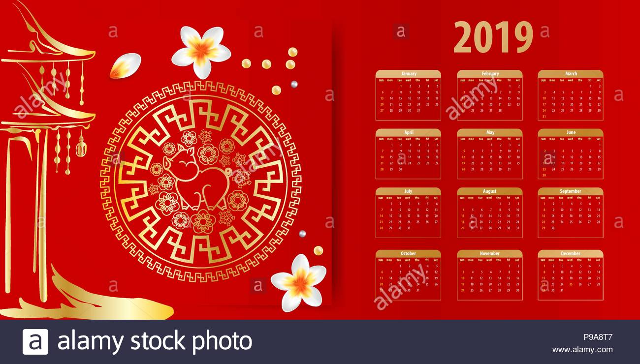 chinese-calendar-2019-year-of-the-with-new-stock-vector-art-illustration-5bfd54b1f1ba1