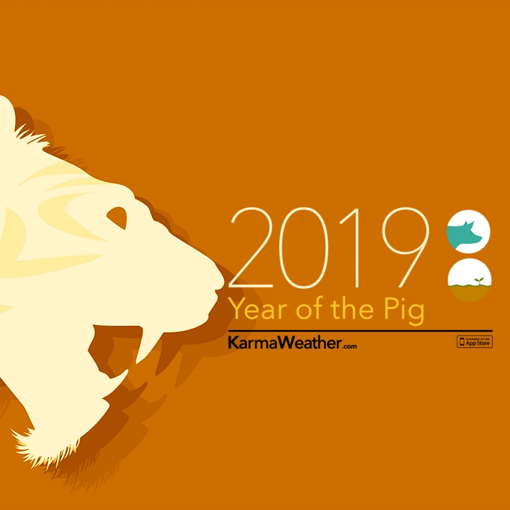 Chinese Calendar 2019 Year Of The With Tiger Horoscope S Predictions