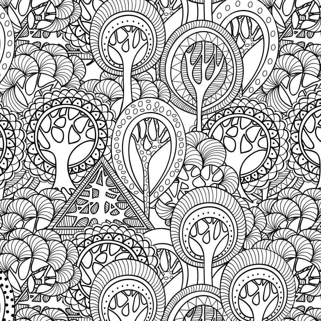 Christmas Advanced Coloring Pages With Of Animals Free Dog