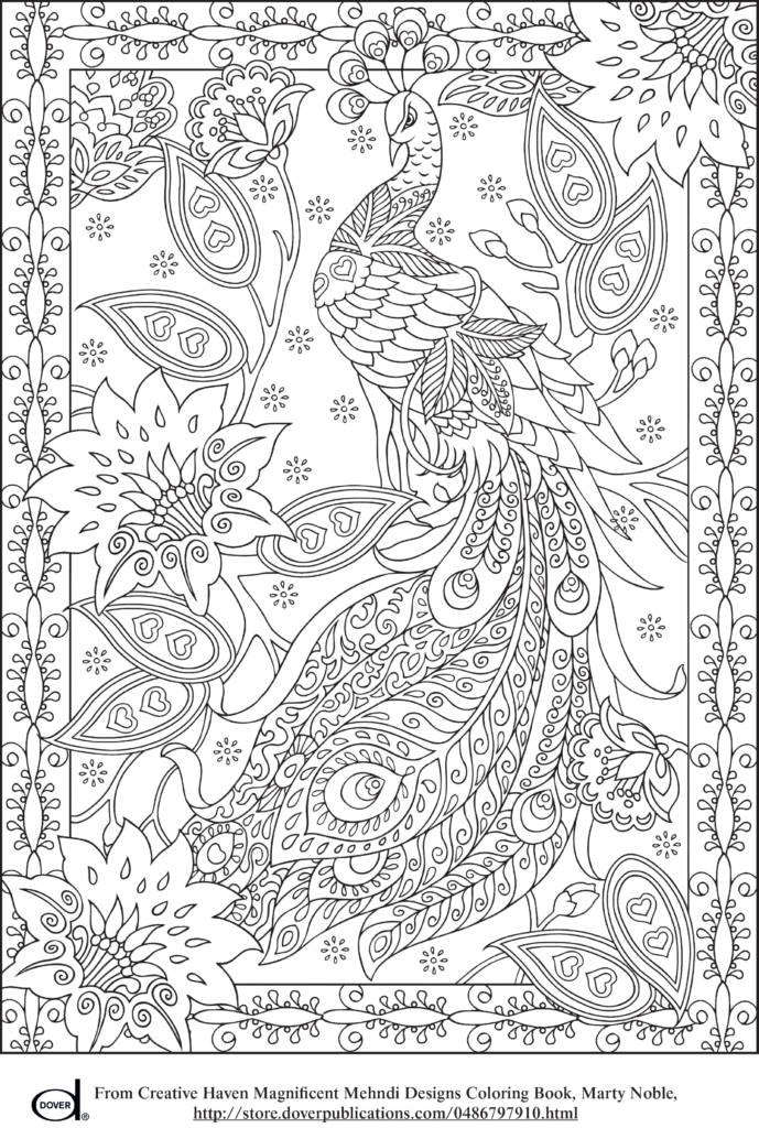 Christmas Advanced Coloring Pages With Online 1907655