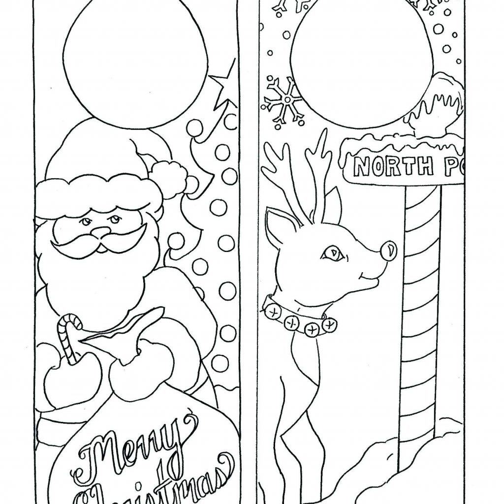 Christmas Angel Ornaments Coloring Pages Printable With