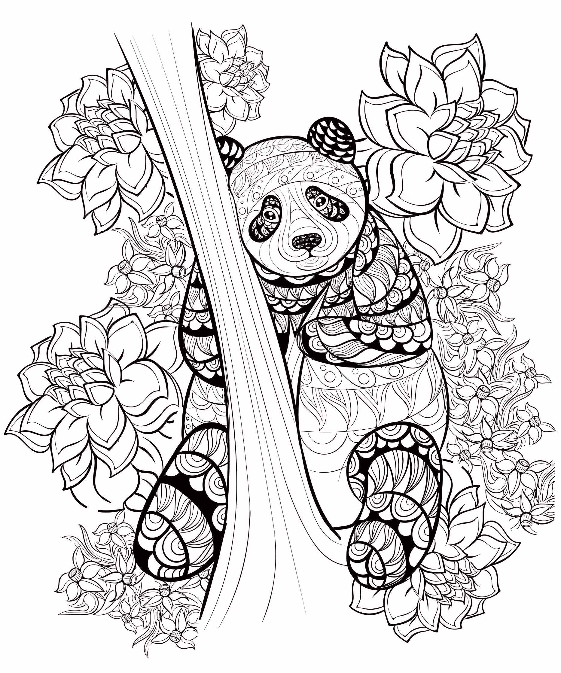 Christmas Animal Coloring Pages With 35 New DEVSQ Net