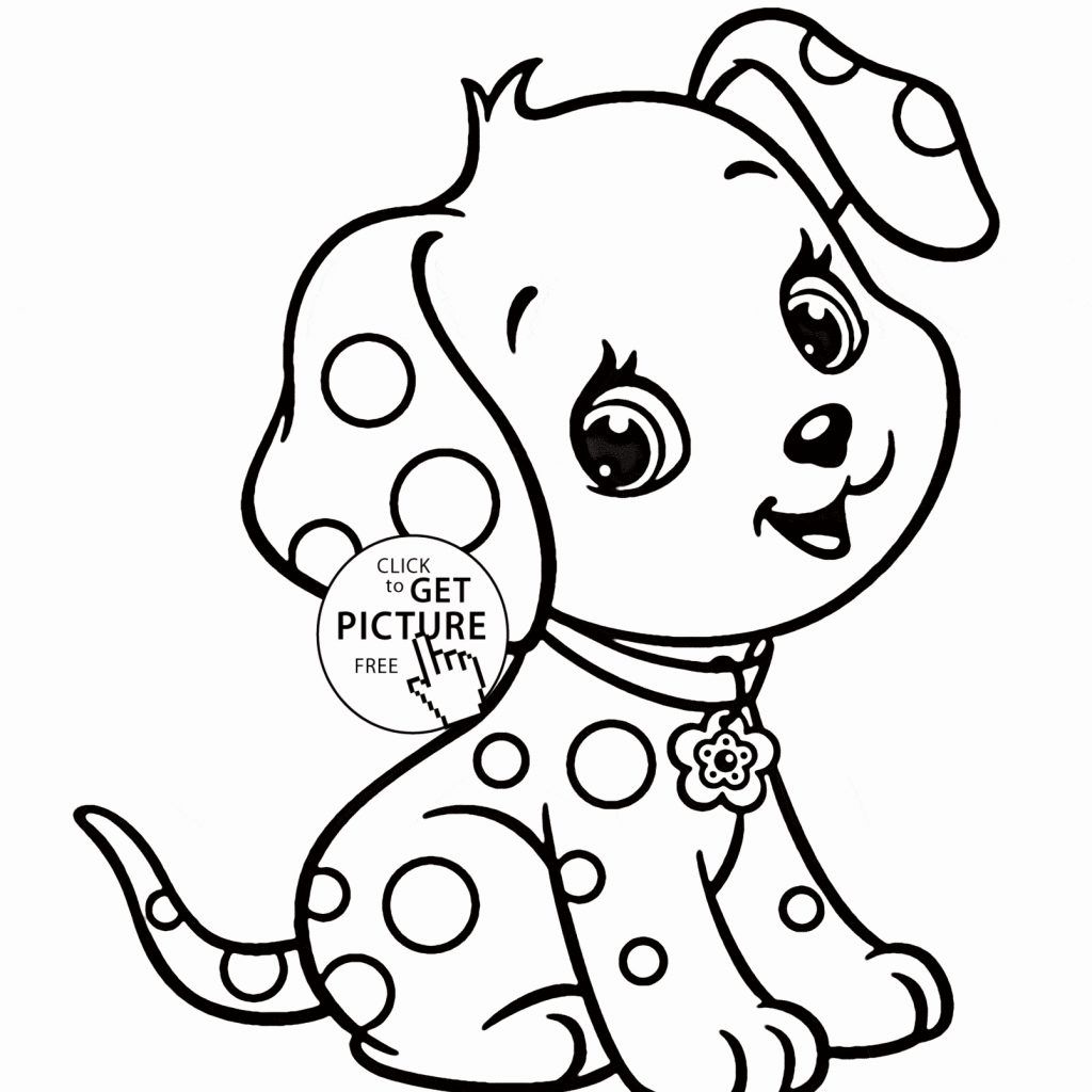 Christmas Animal Coloring Pages With Printable Free