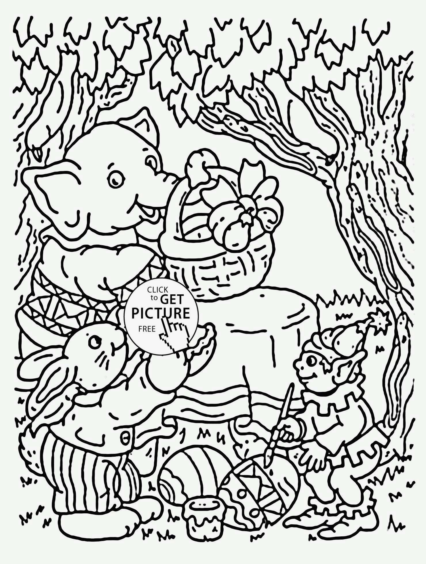 Christmas Animals Coloring Pages Printable With Muppets Animal Fresh Free Scooby Doo
