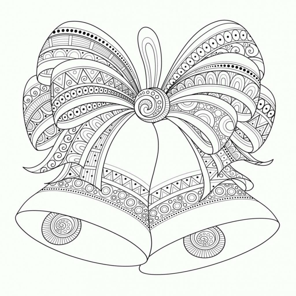 christmas-bell-coloring-page-printable-with-bells-pages-cpaaffiliate-for-of-a