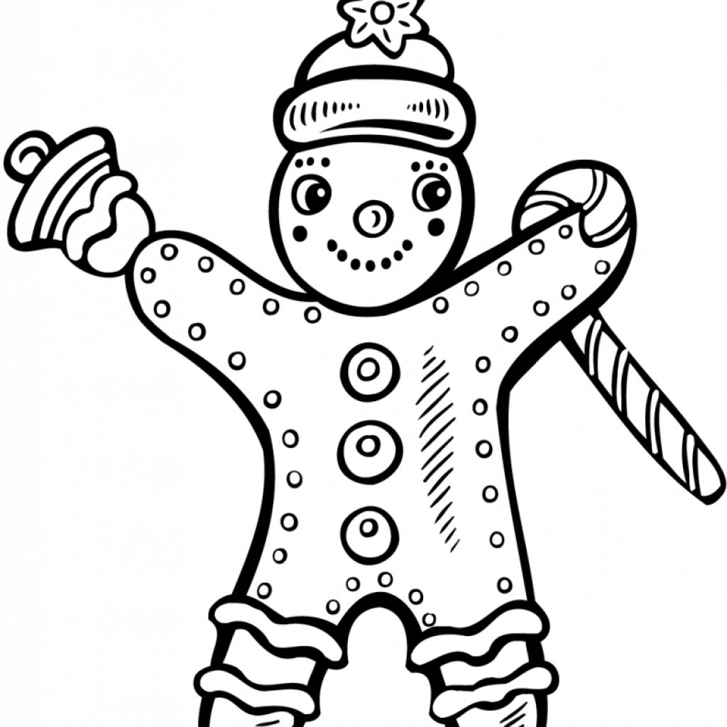 Christmas Bell Coloring Page Printable With Bells Pages In Of A