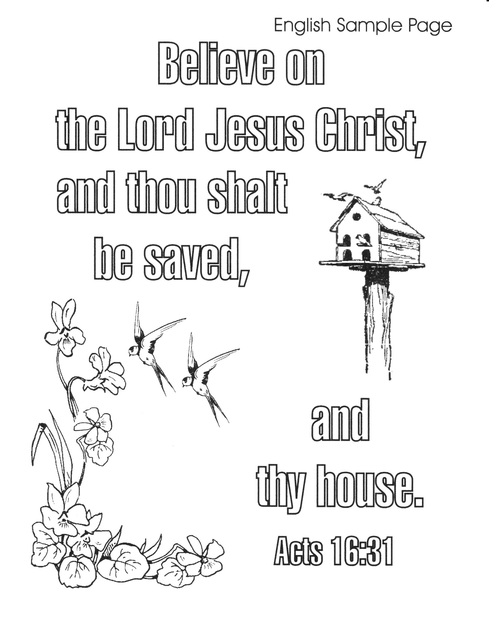 Christmas Bible Verse Coloring Pages With Fresh 100 Verses Free