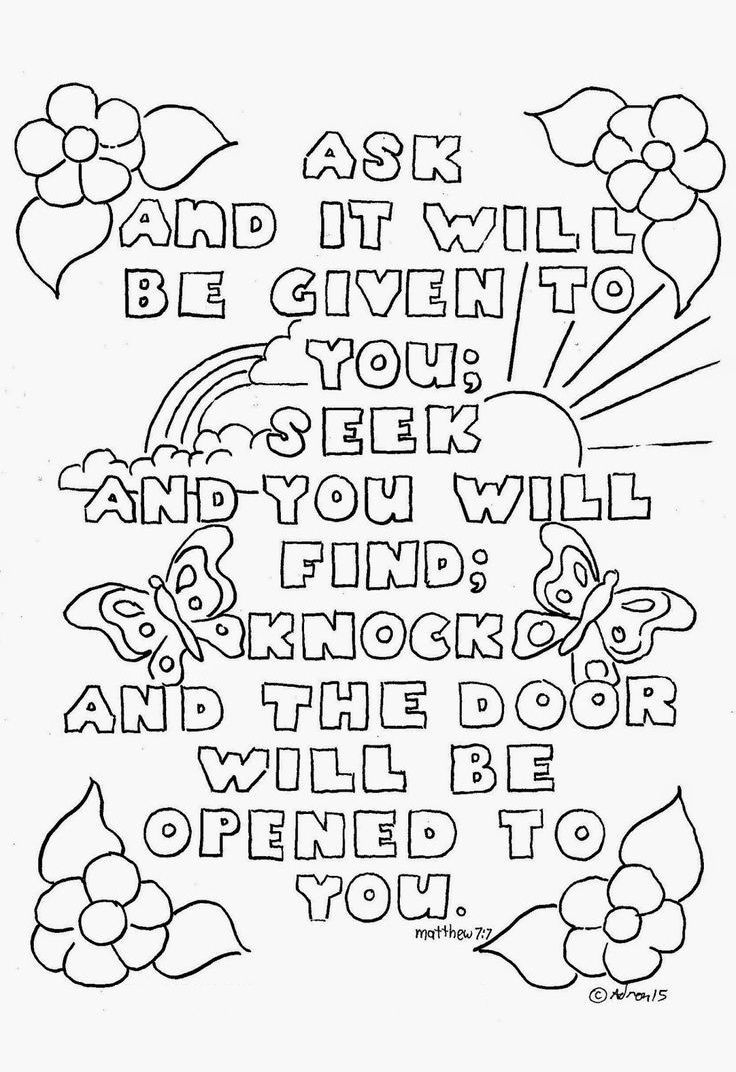 Christmas Bible Verse Coloring Pages With Top 10 Free Printable Online