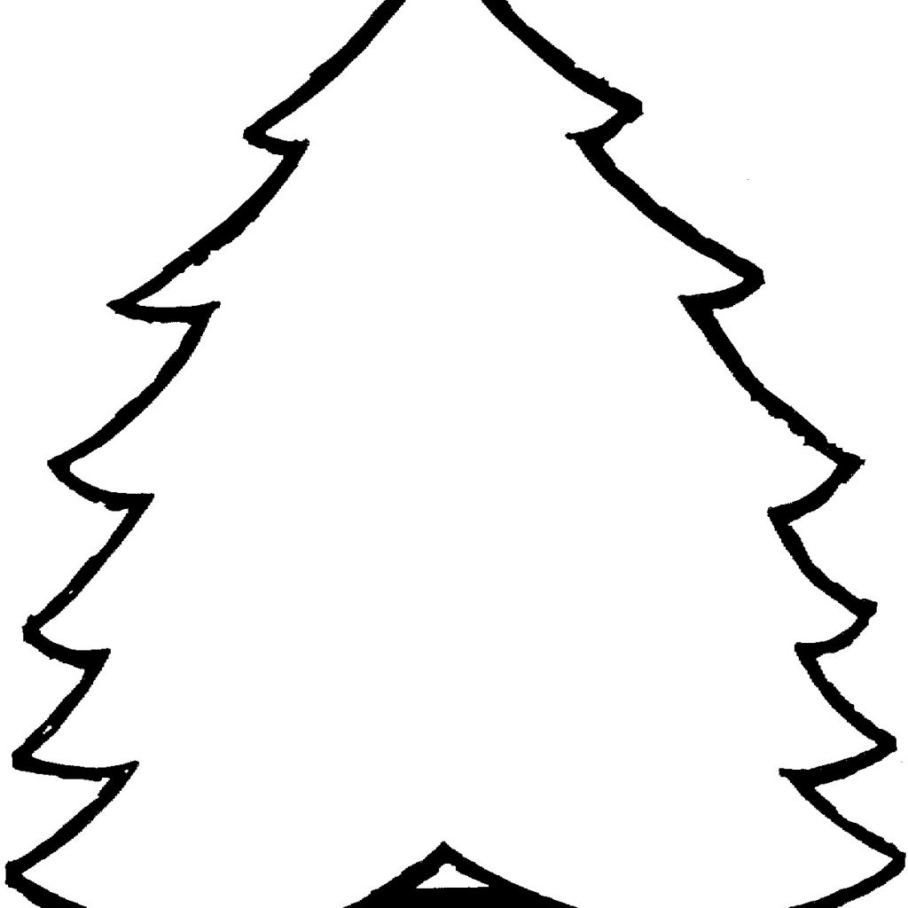Christmas Bulb Coloring Pages Printable With Tree Bulbs Page Refrence Trees