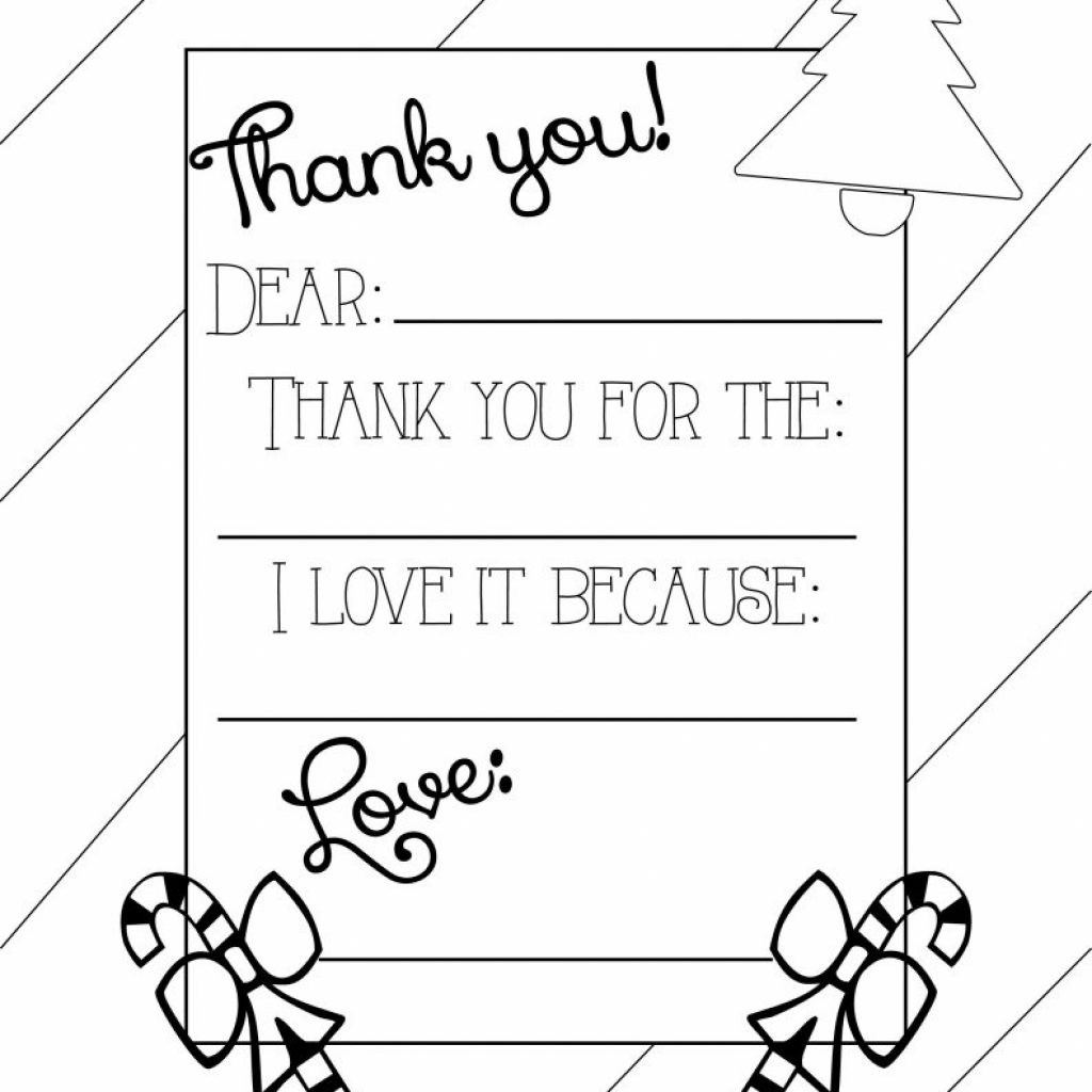 Christmas Card Coloring Pages Pdf With Free Printable New Cards