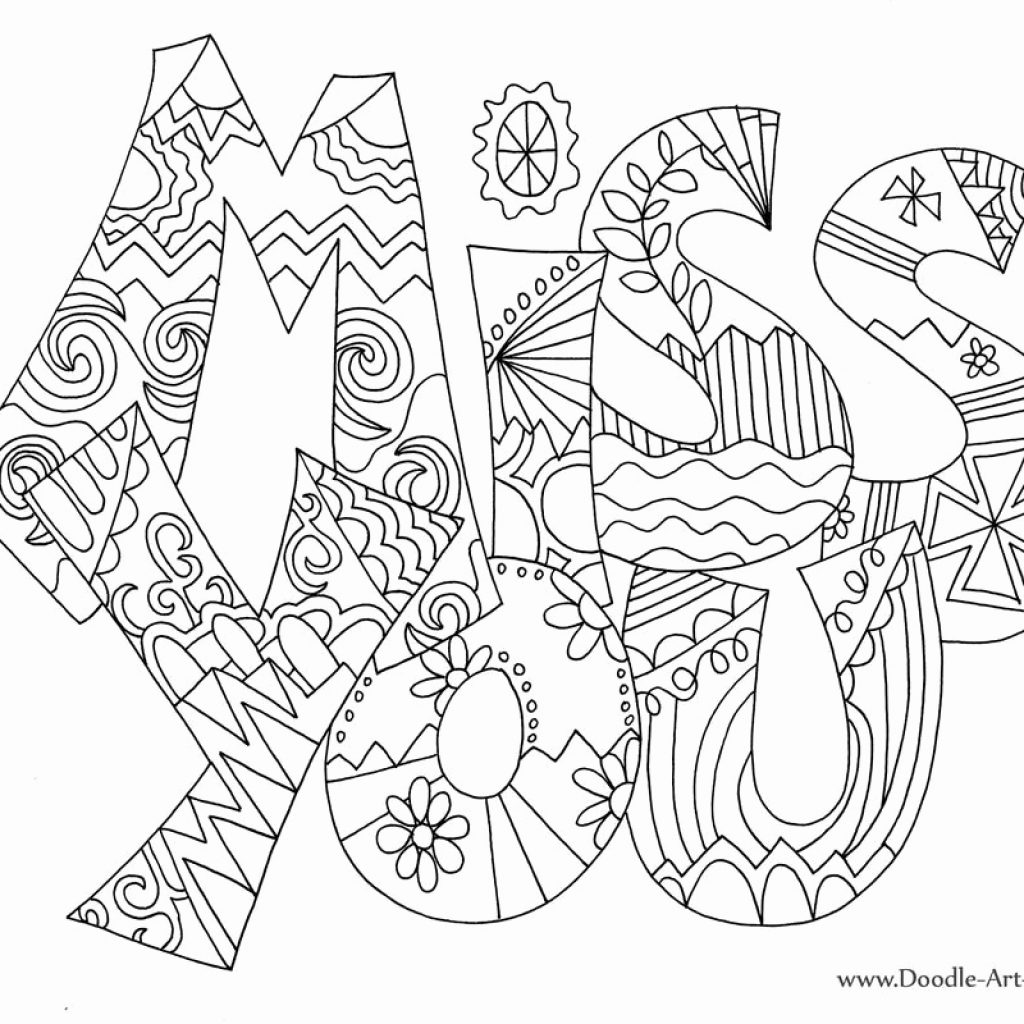 Christmas Card Coloring Pages With Cards Greeting Doodle