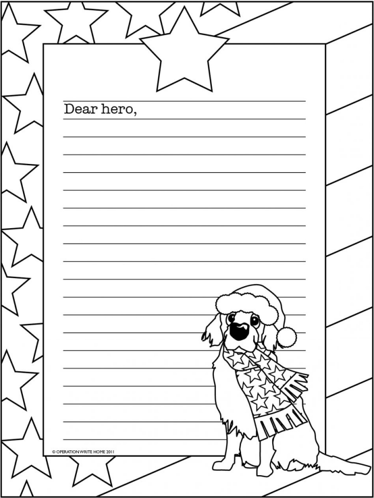 Christmas Card Coloring Pages With Page Best Image Of Revimage Co