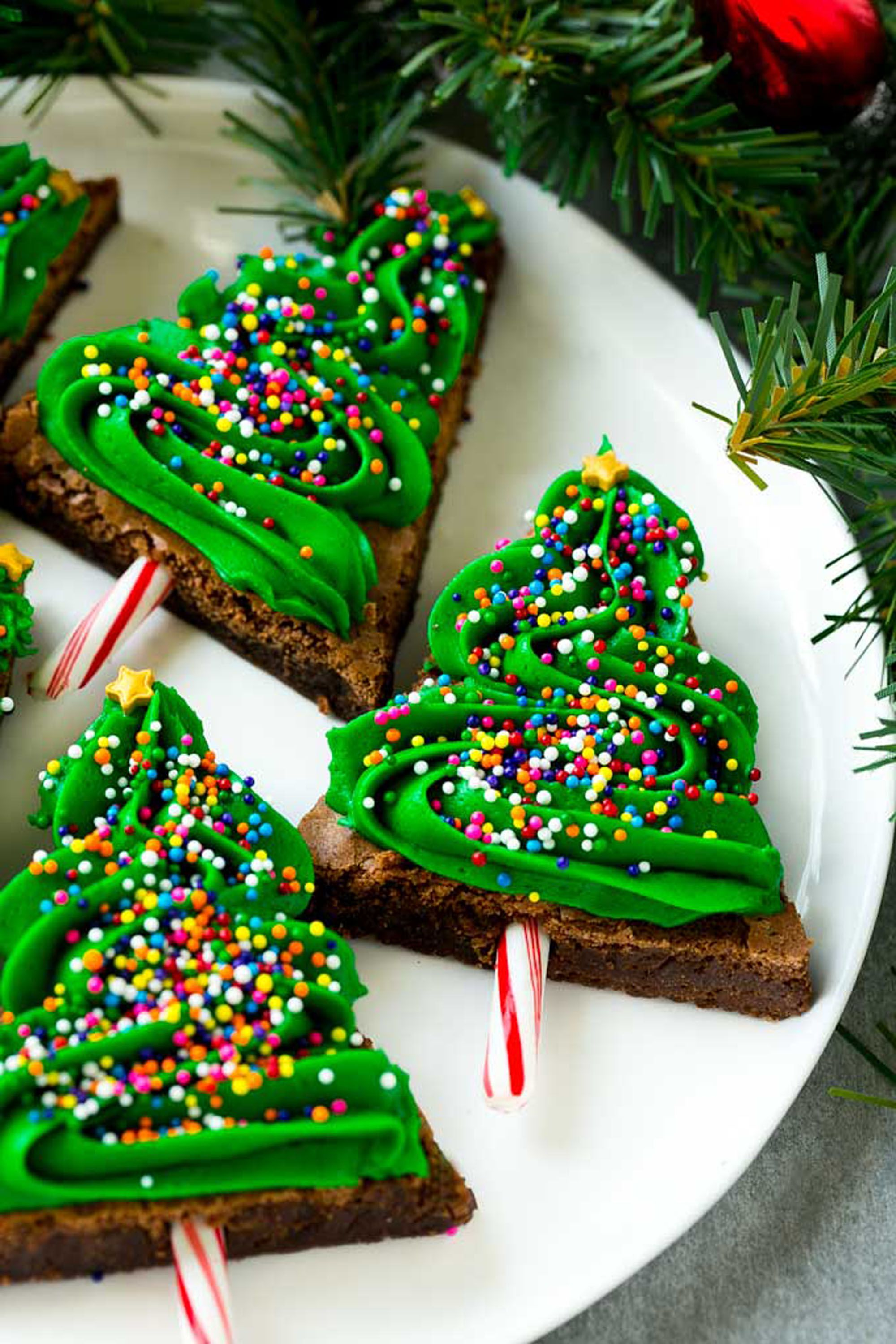 Christmas Colored Desserts With 60 Easy Best Recipes And Ideas For