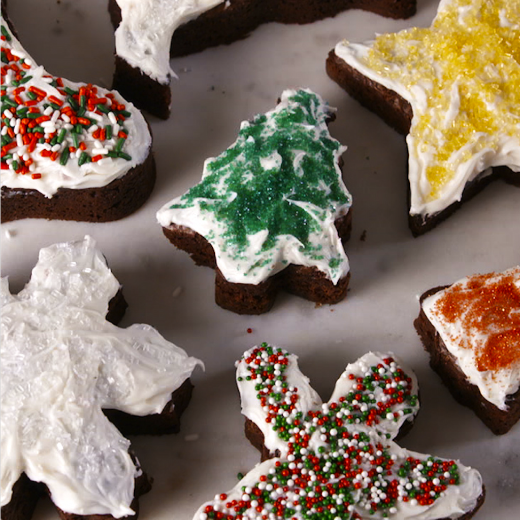 Christmas Colored Desserts With 80 Best Recipes For Festive Holiday