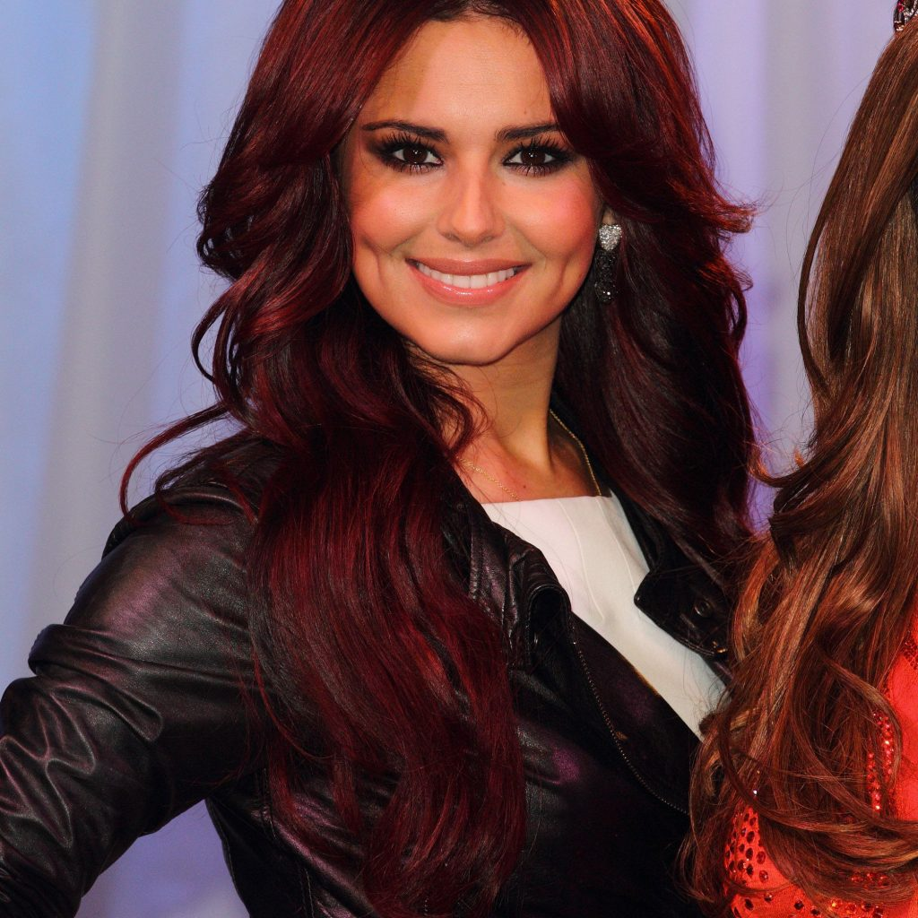 Christmas Colored Hair With 17 Burgundy Color Ideas Celebrity Hairstyles