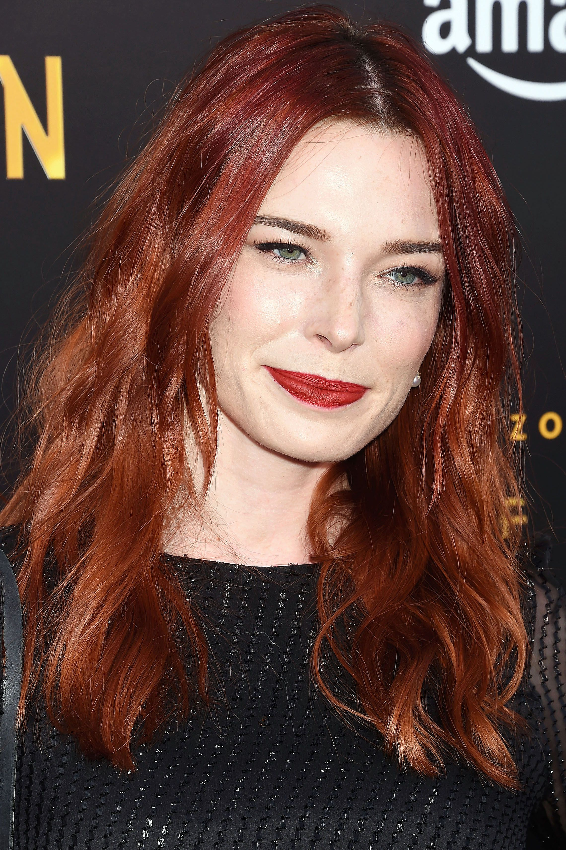 Christmas Colored Hair With 27 Red Color Shade Ideas For 2018 Famous Redhead Celebrities