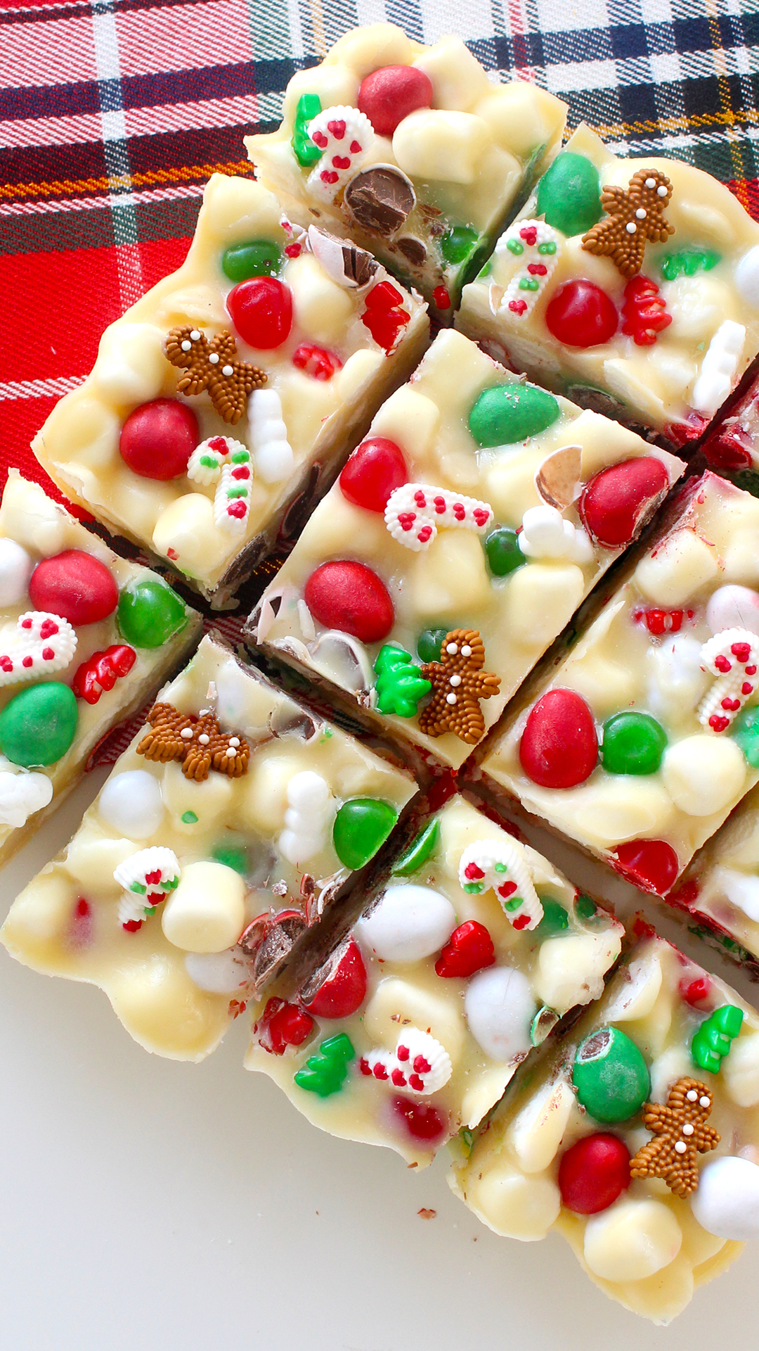 Christmas Colored Marshmallows With Rocky Road Recipe Tastemade