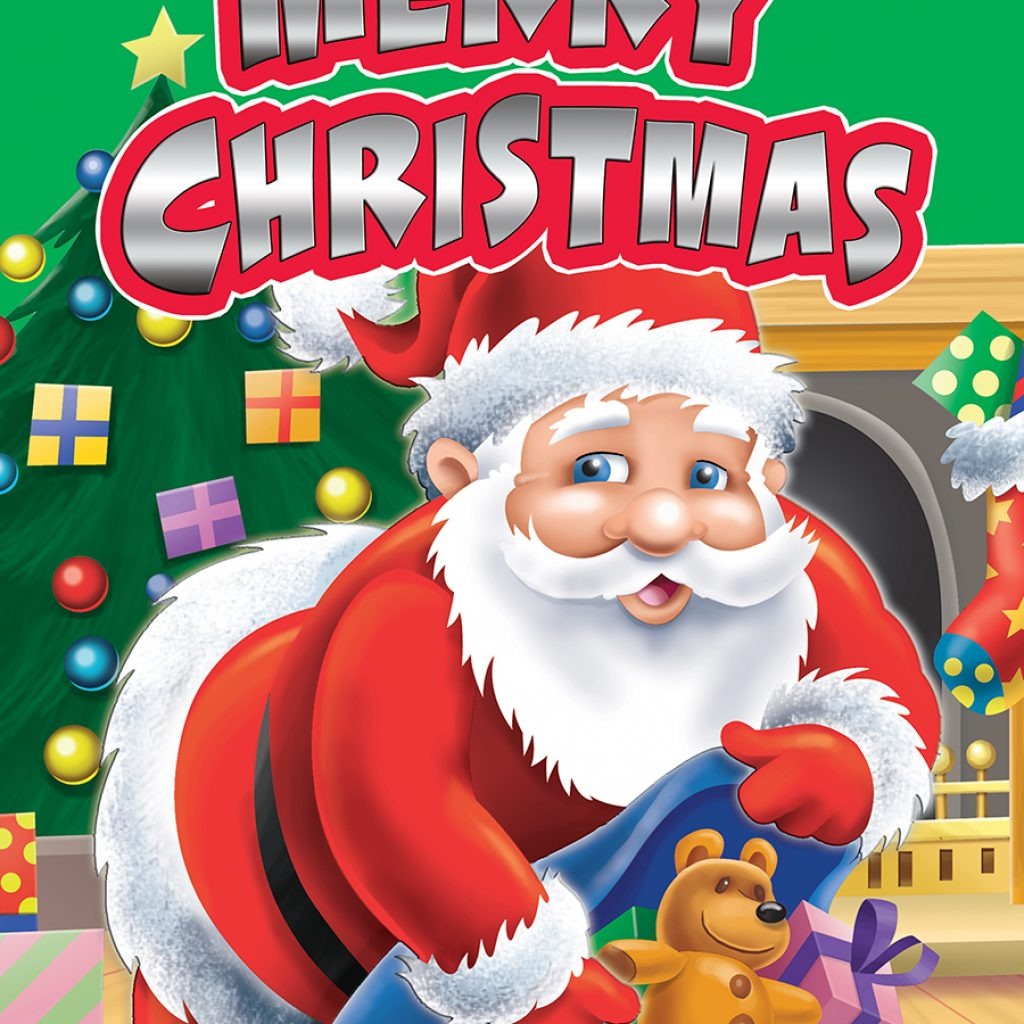 Christmas Coloring And Activity Books With Seasonal Vision St Publishing Board