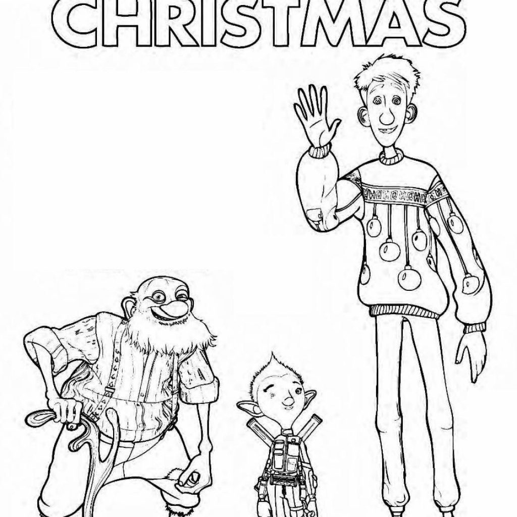 Christmas Coloring And Activity Sheets With Arthur Page Animation Series