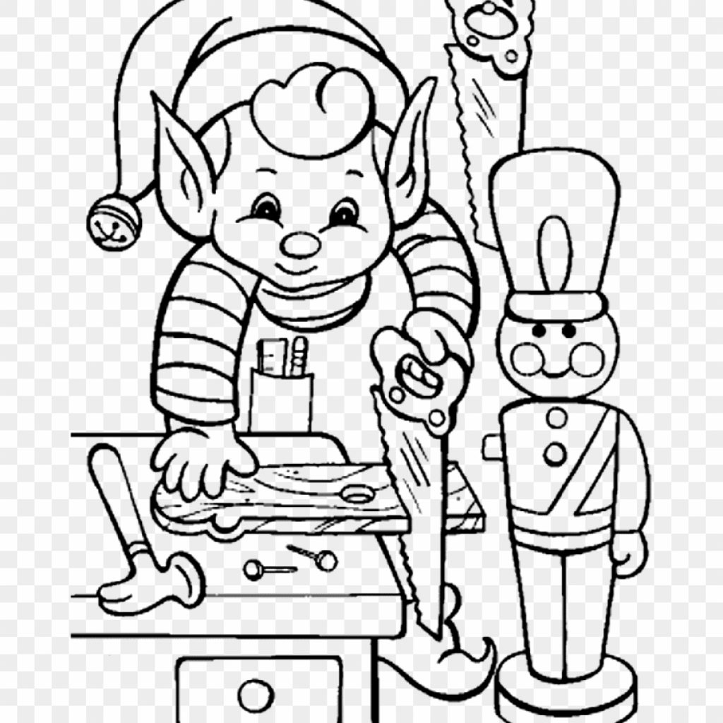 Christmas Coloring And Activity Sheets With Printable Elves In Pages Elf