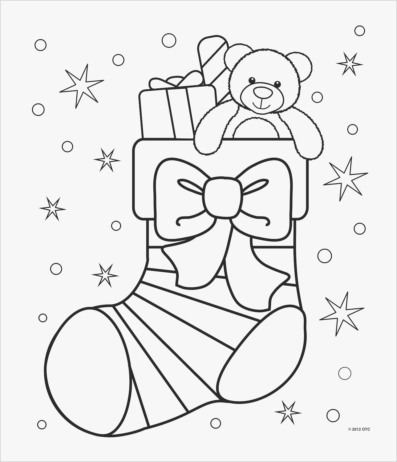 Christmas Coloring Book Download With Pages S Instajuy Com