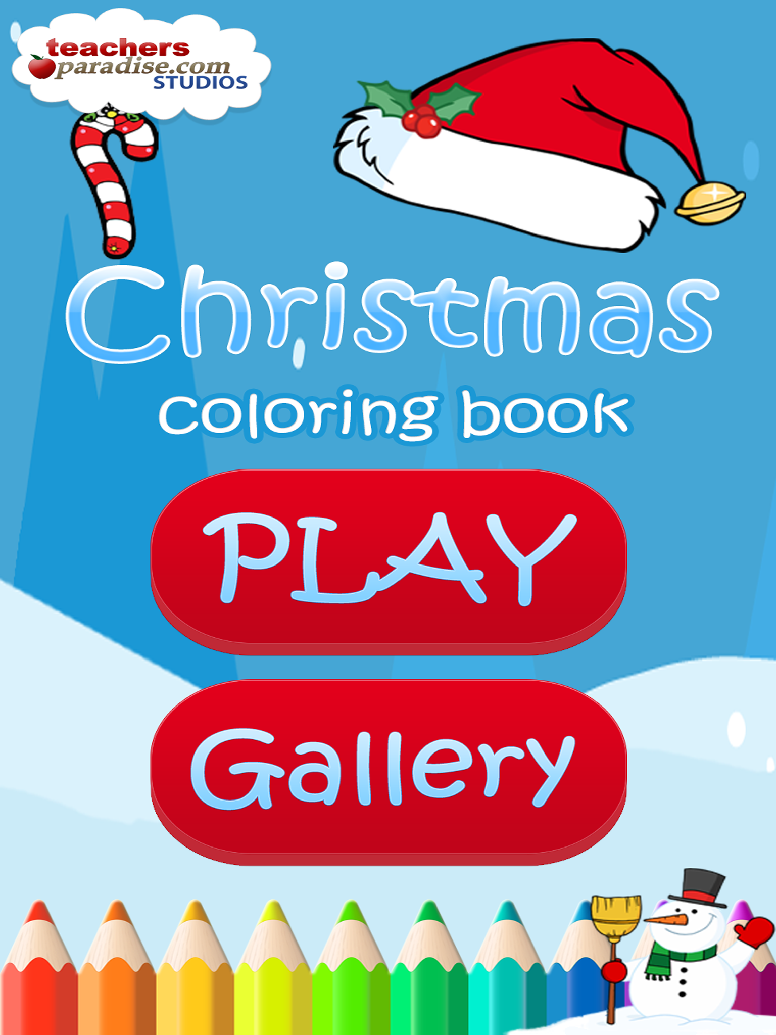 Christmas Coloring Book Games With Android Reviews At Quality Index
