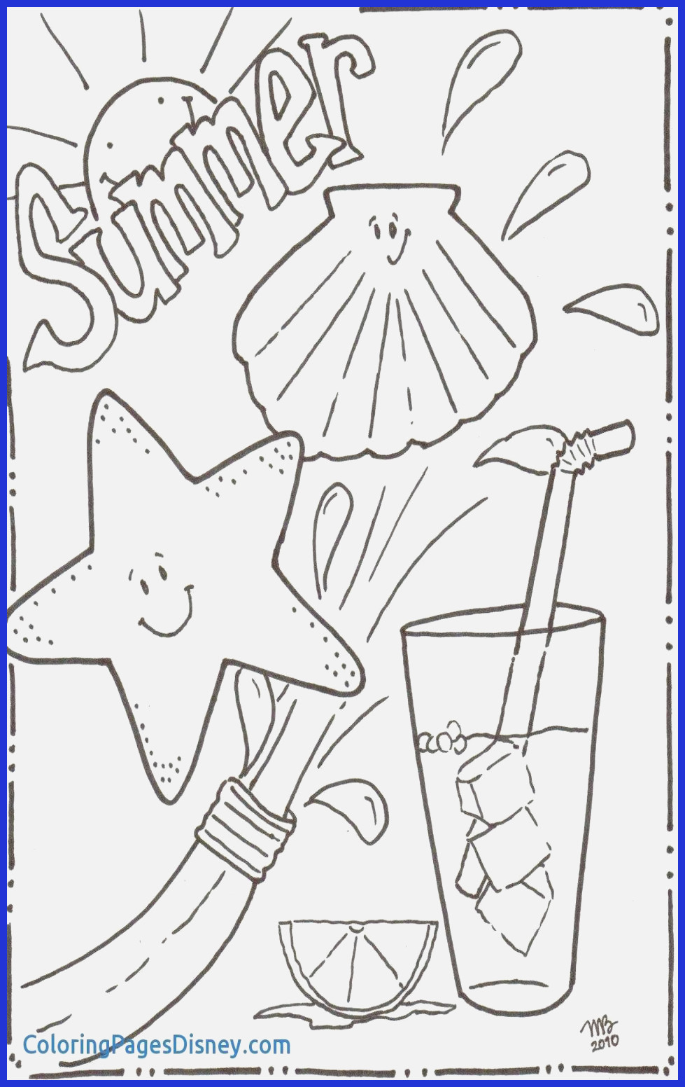 Christmas Coloring Book Pages Printable With Number Free Color By