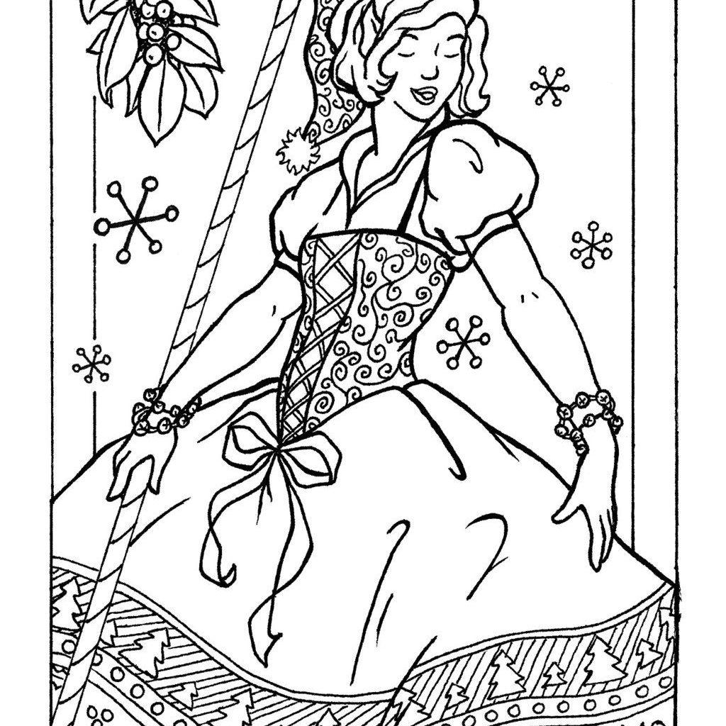 Christmas Coloring Bookmarks With Elf Page Bookmark Fits One Half Sheet Of Paper