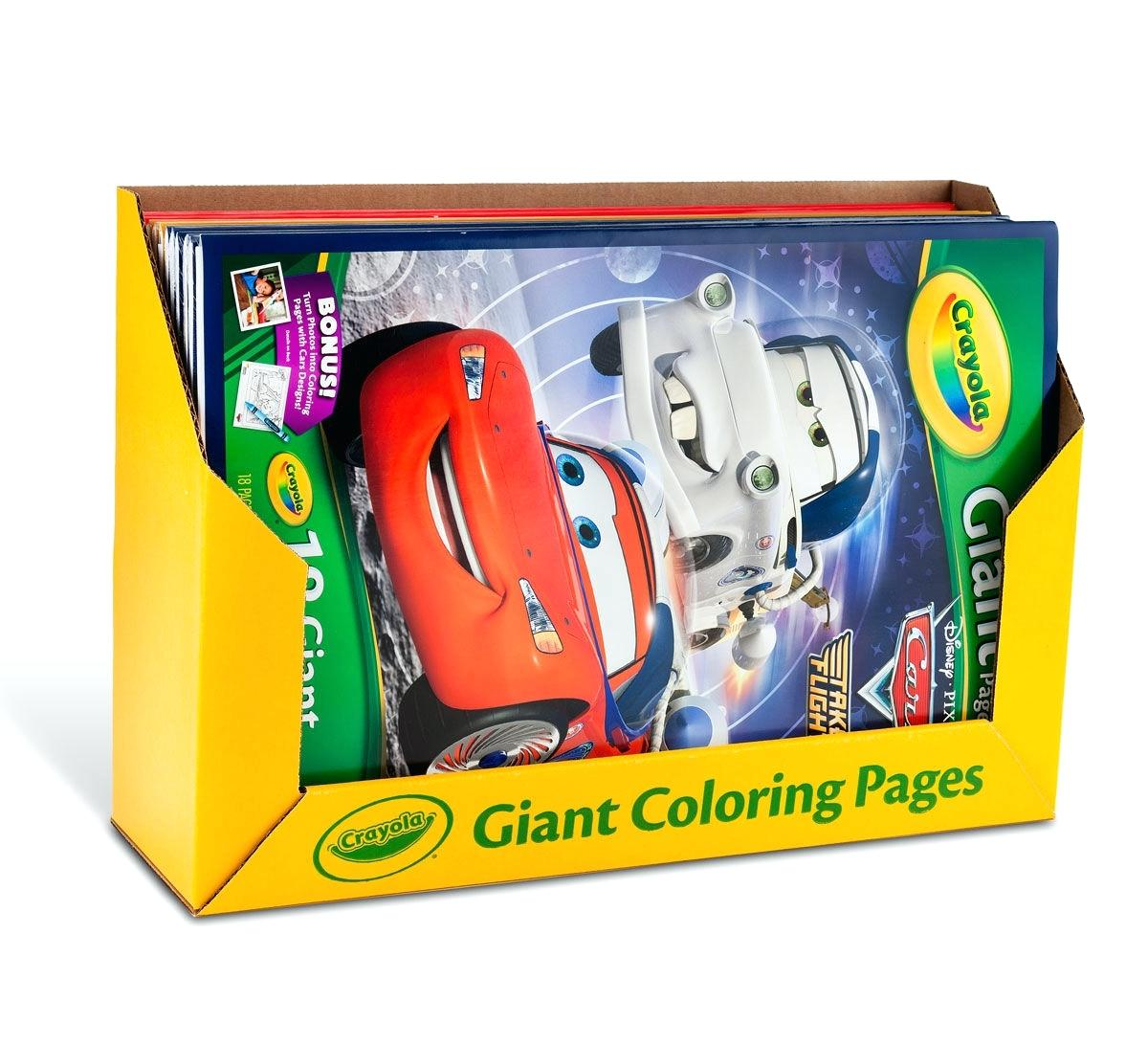 Christmas Coloring Books In Bulk With And Crayons Giant Pages Assorted