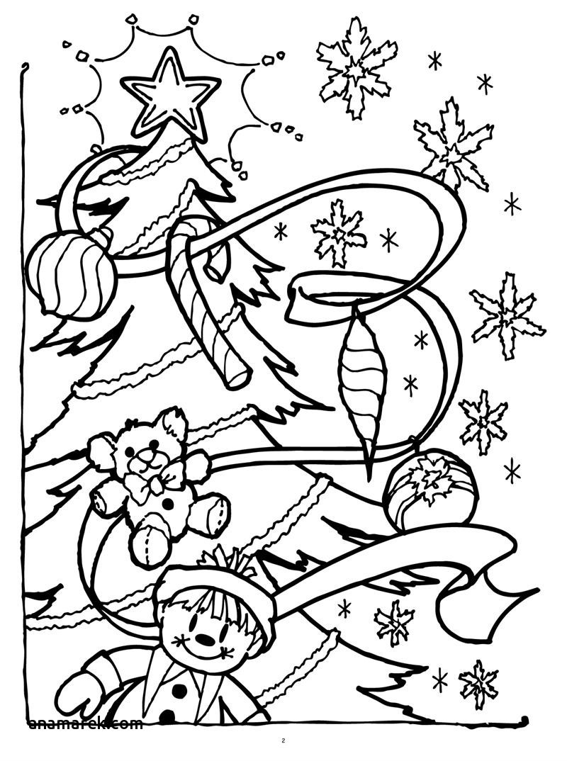 Christmas Coloring Books Printable With Cute Page Epic